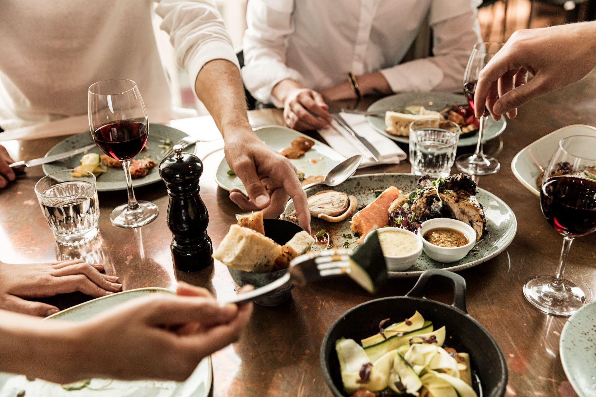 Scandic Bollnäs Restaurang Sjösidan
