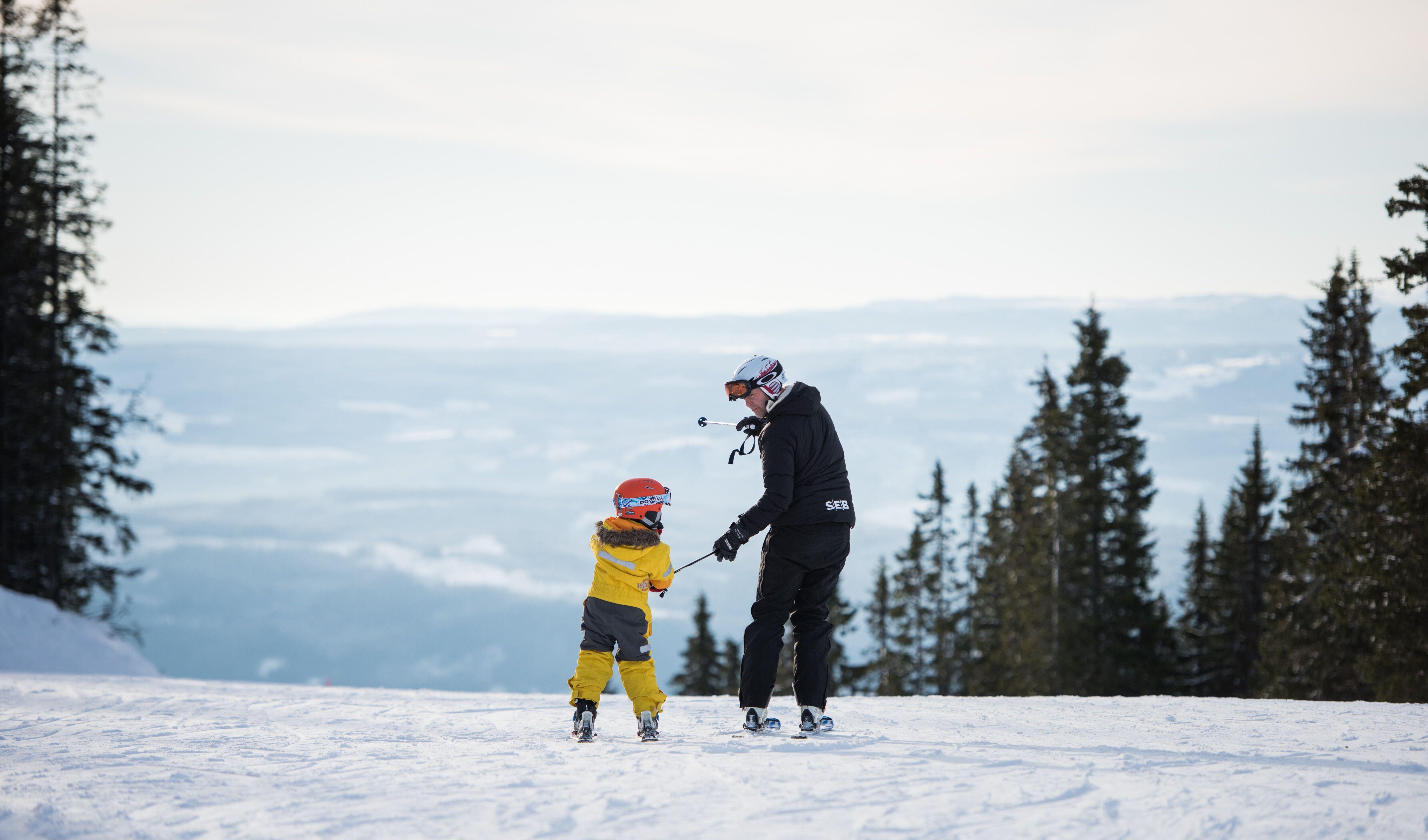 Alpinco, Skiskole i Hafjell