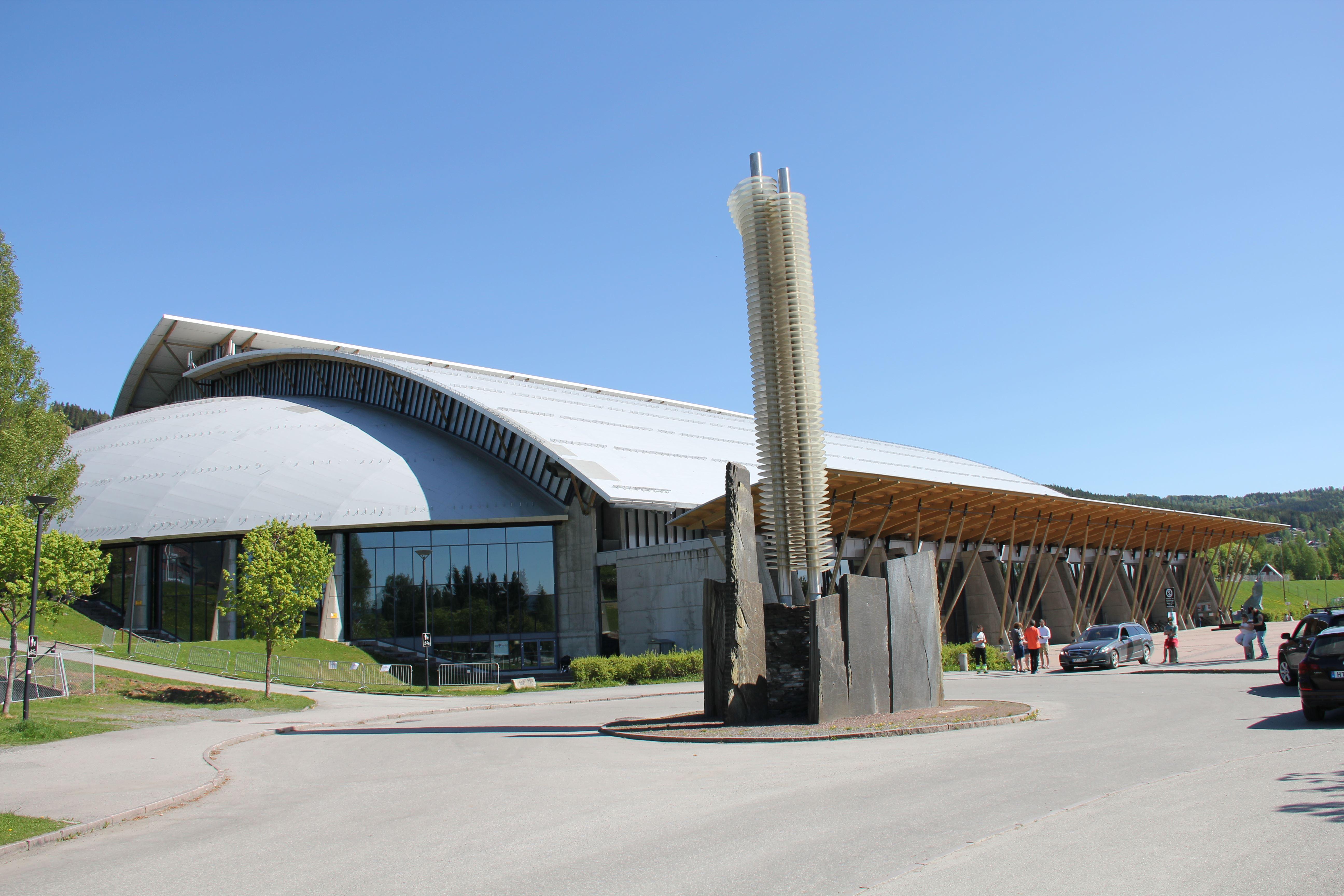 Oppland trophy in Lillehammer