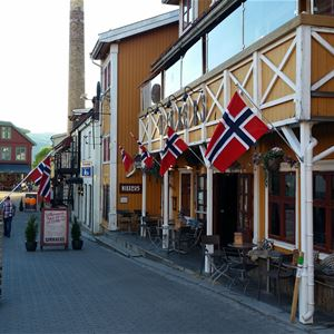 Theater days at Lillehammer