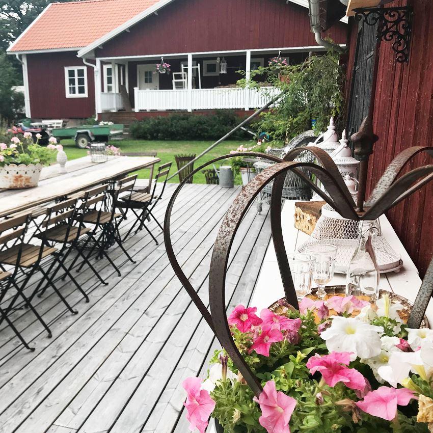 Strömbacka Brukslänga - Semesterhus 160kvm, sjönära i modern lantlig stil