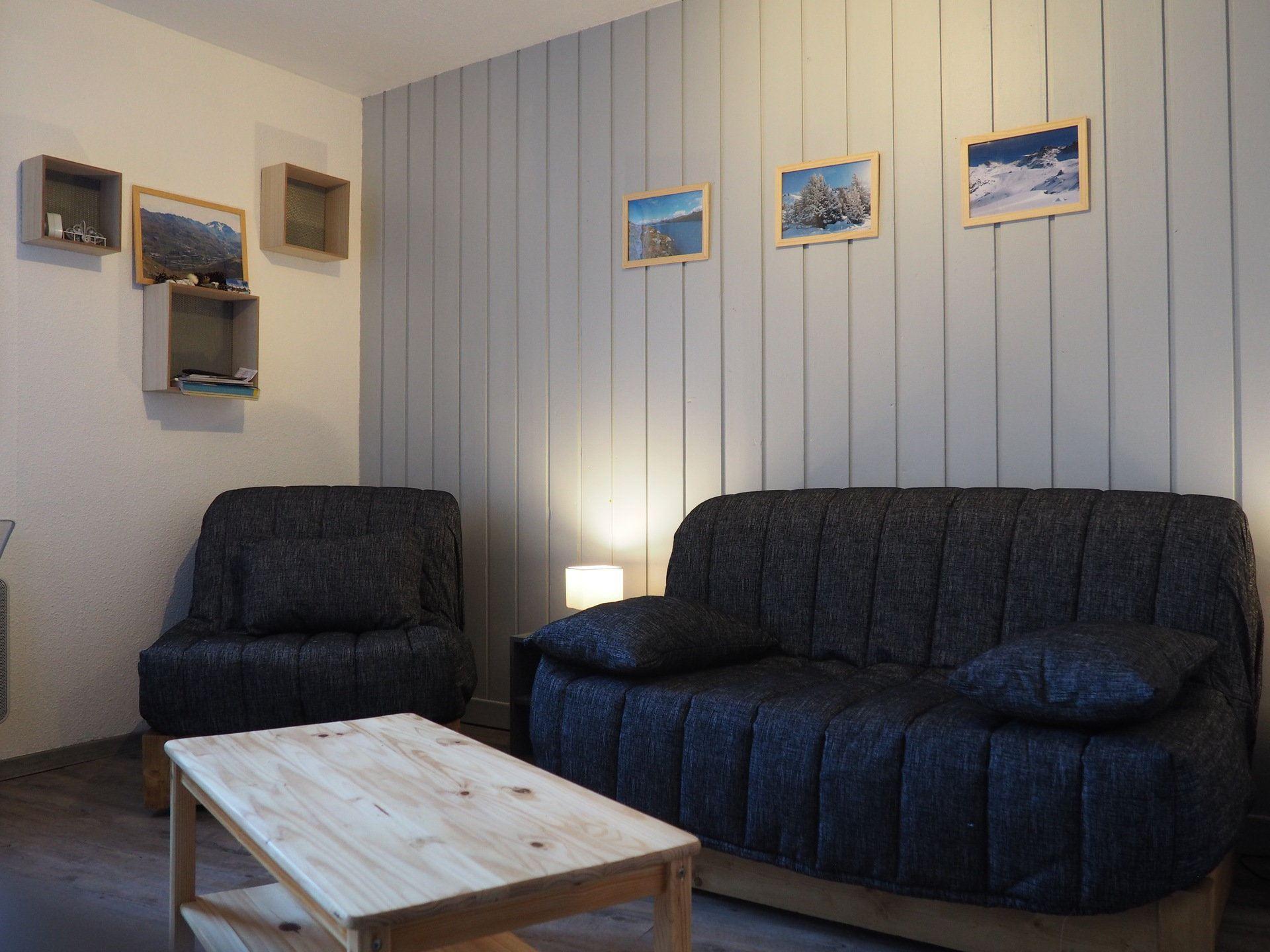 Studio cabin 5 Pers ski-in ski-out / MELEZES 63