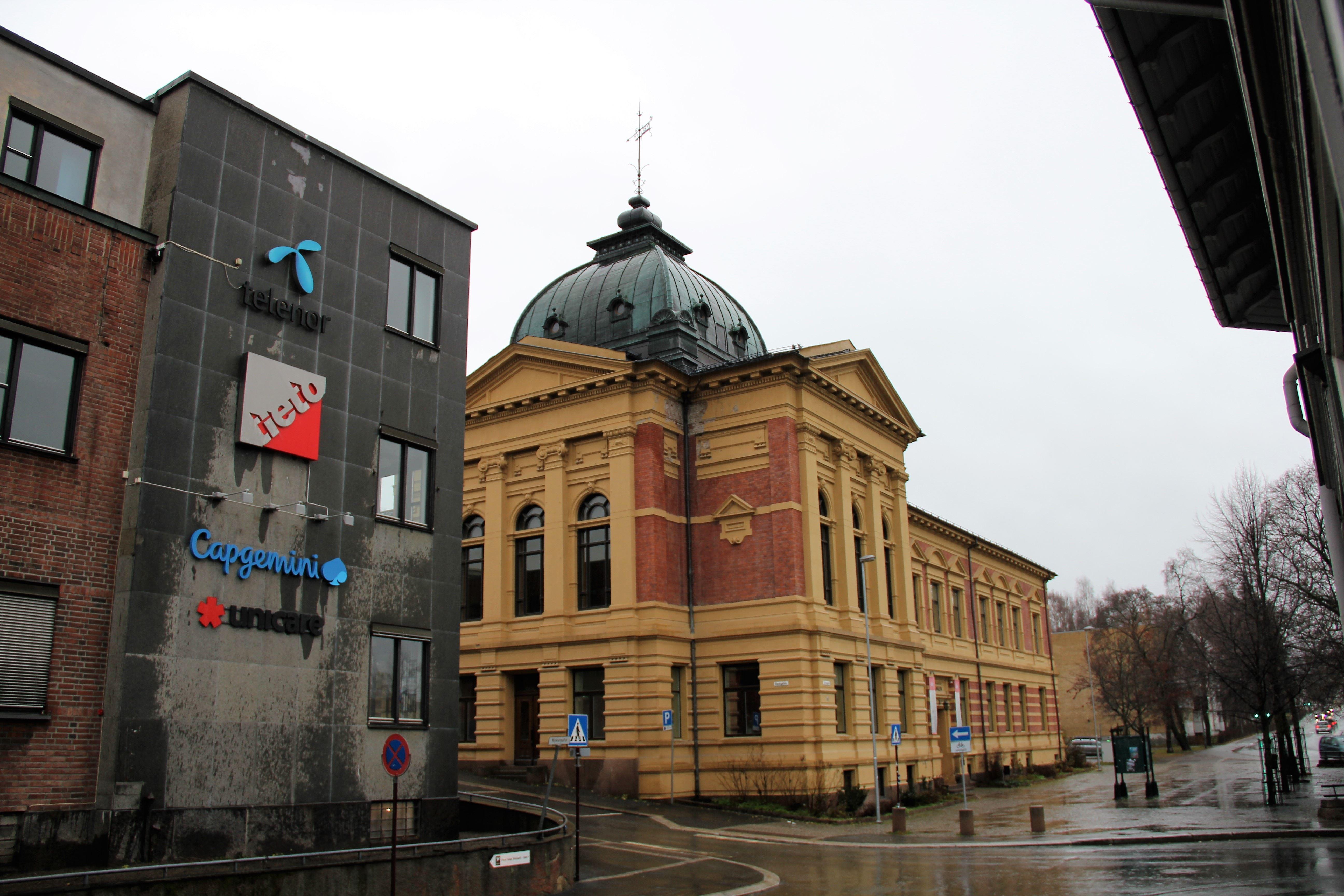 Kulturhuset Banken Lillehammer