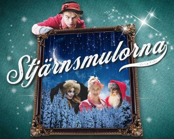 "Christmas saga ""Star crumbs"" - The Enchanted Forest"