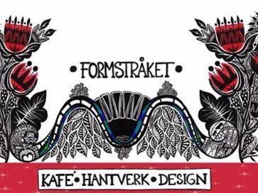 Formstråket,  © Formstråket, Greet spring along Formstråket