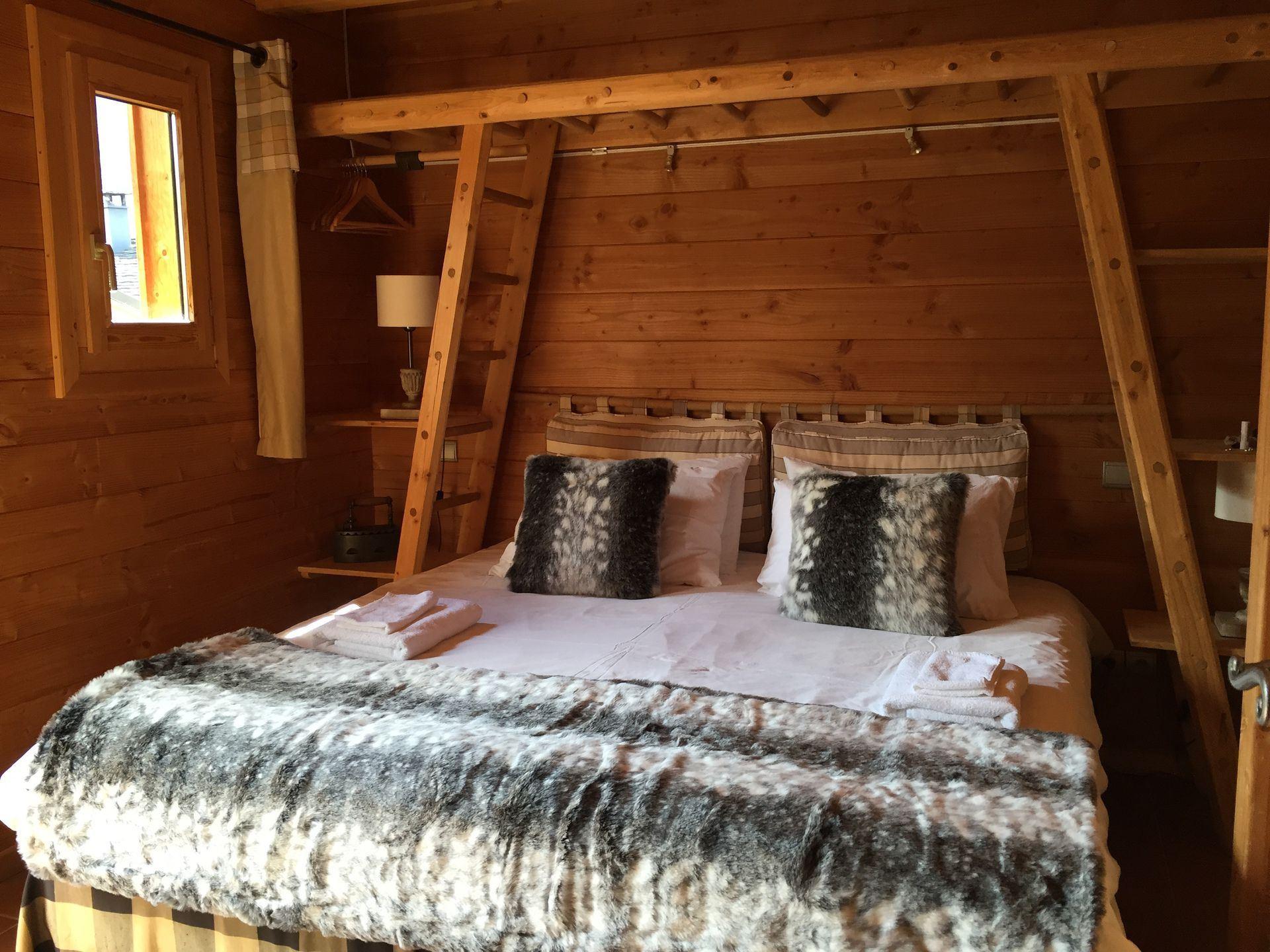 5 Room 8 Pers / CHALET NUBUCK