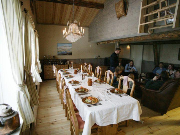 Fjällbäcken Lodge - Onsdagsmiddag med Guldkant