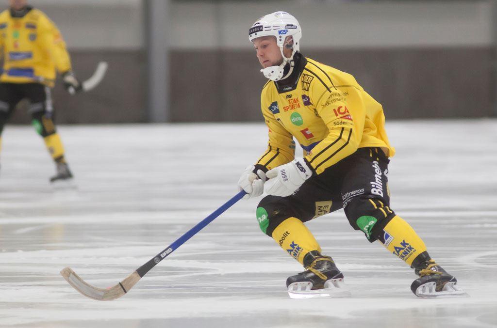 Hans Ivarsson, Elitseriebandy Broberg - Hammarby IF