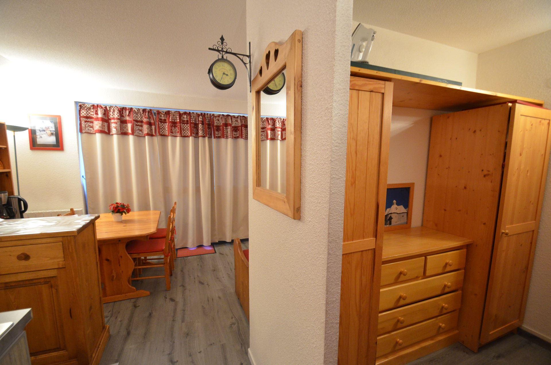 4 Pers Studio cabin ski-in ski-out / SARVAN 509