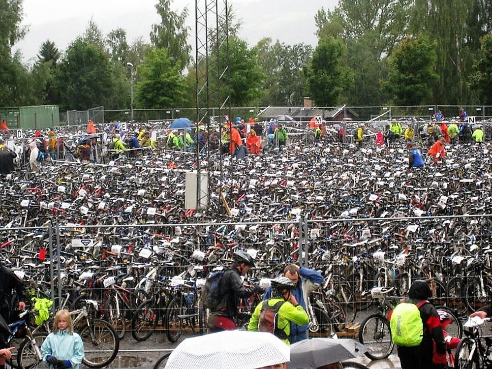 Birkebeiner MTB race