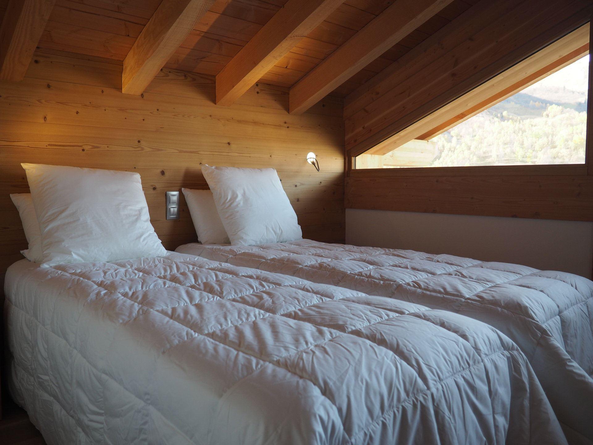 7 Room 12 Pers ski-in ski-out / CASEBLANCHE H8