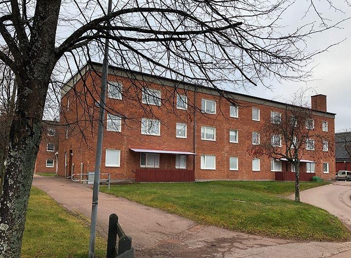 Vasaloppet Sommar. Lägenhet M163A, Hantverkaregatan, Mora