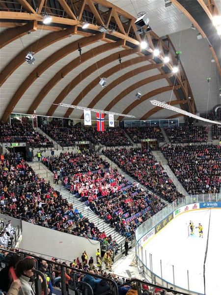 Hockey Classic Lillehammer - Storhamar