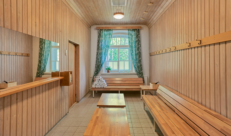 Sauna | Business Centre Papula