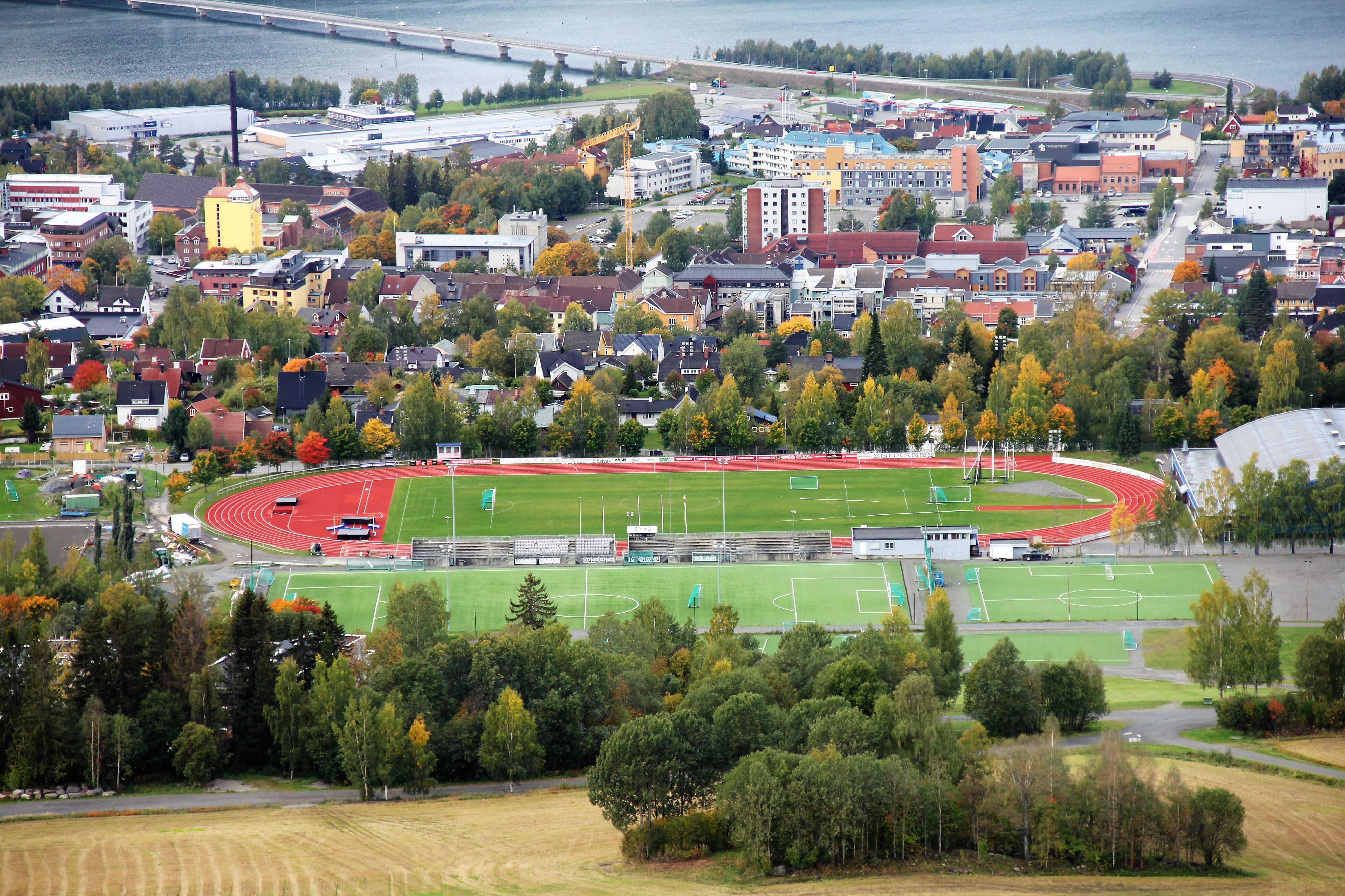 Ungdomslekene 2019 på Lillehammer