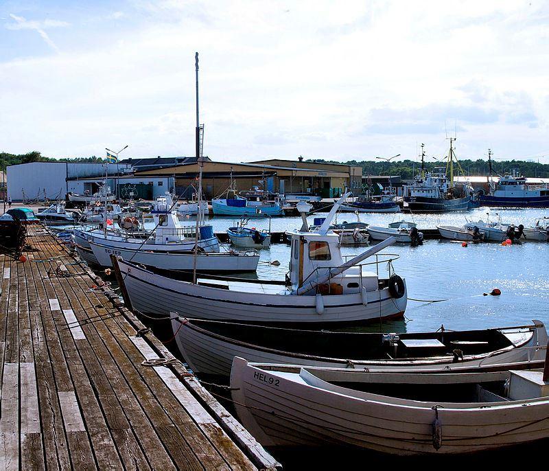 Hörviks marina
