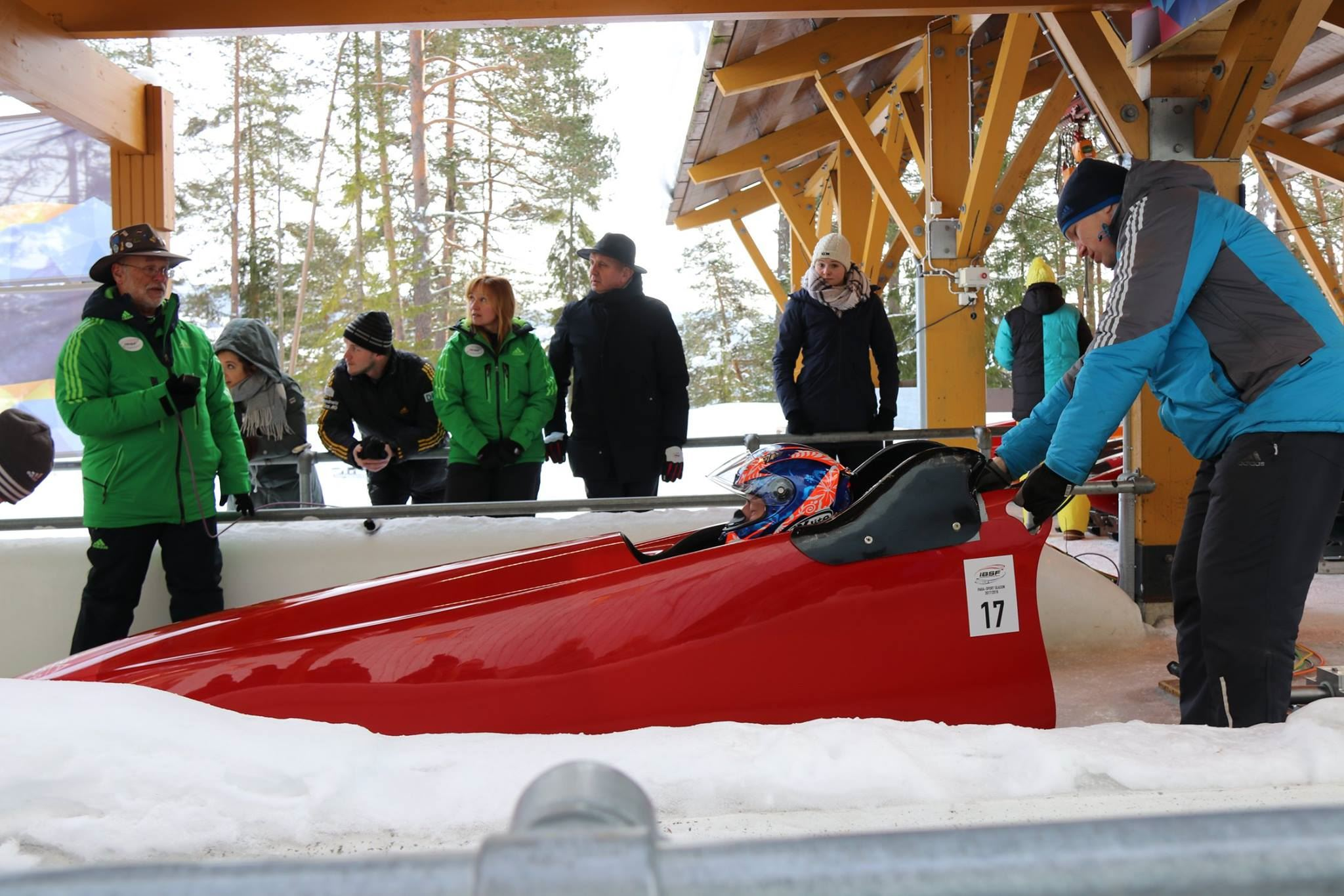 IBSF Para Sport World Cup Lillehammer 2019