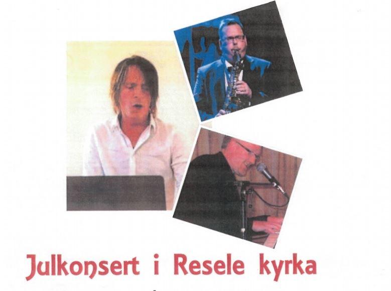 Julkonsert i Resele Kyrka