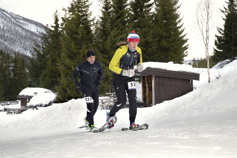 © Midnight Sun Marathon, Arctic Snowshoe Race