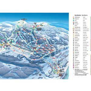 FIS races in Hafjell Alpine Centre, Norway
