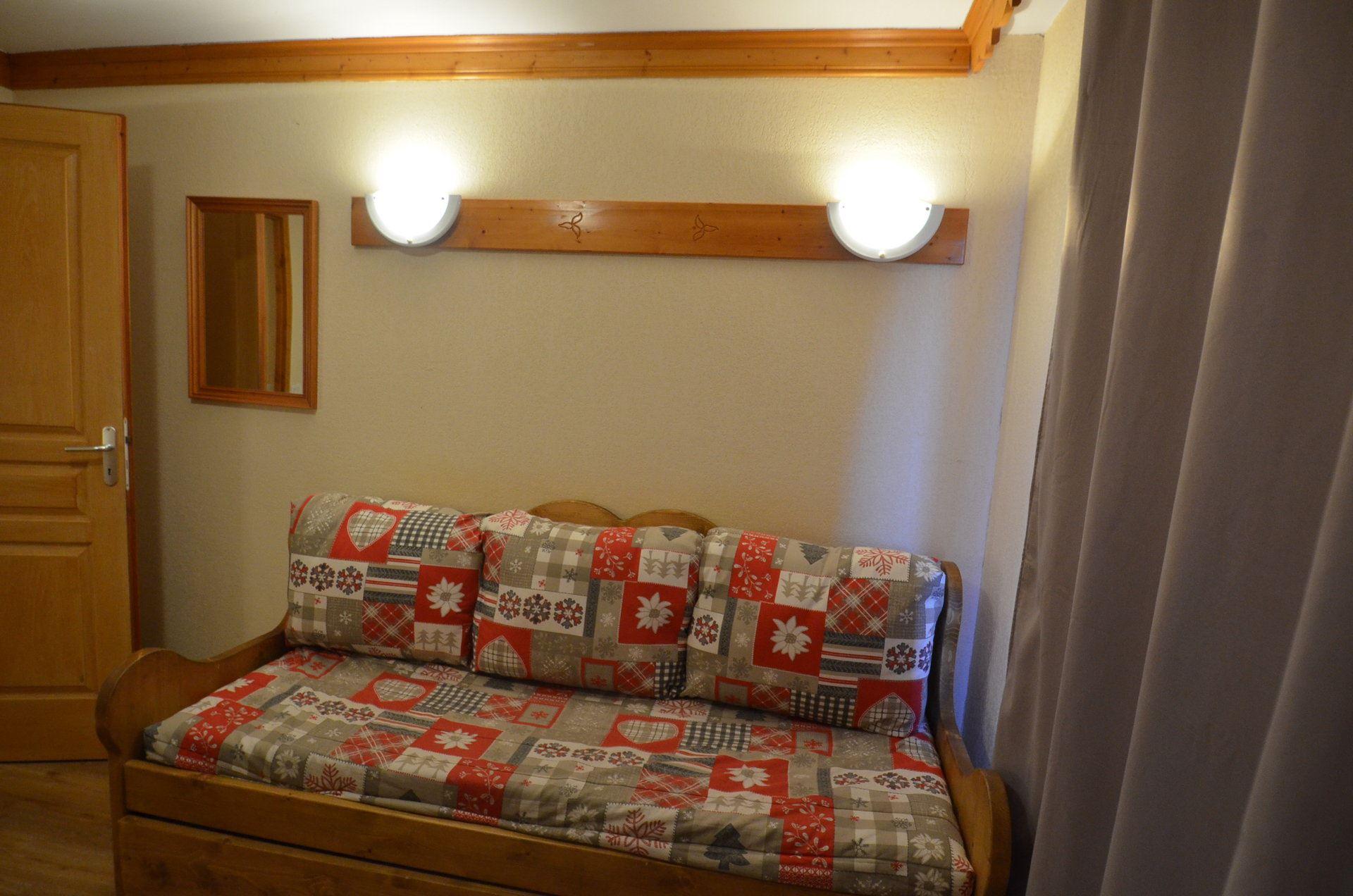 4 Pers Studio cabin ski-in ski-out / VALMONT 502