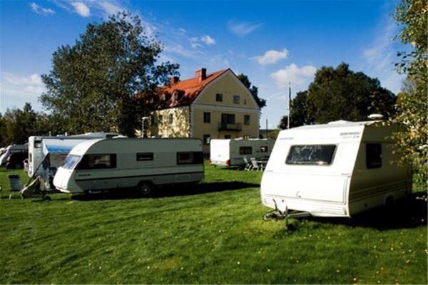 Räfsnäsgården och Ludvika Camping