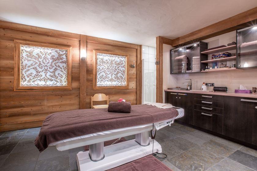 Residence ski-in ski-out / Résidence & Spa LES CHALETS DU GYPSE (4,5 Snowflakes