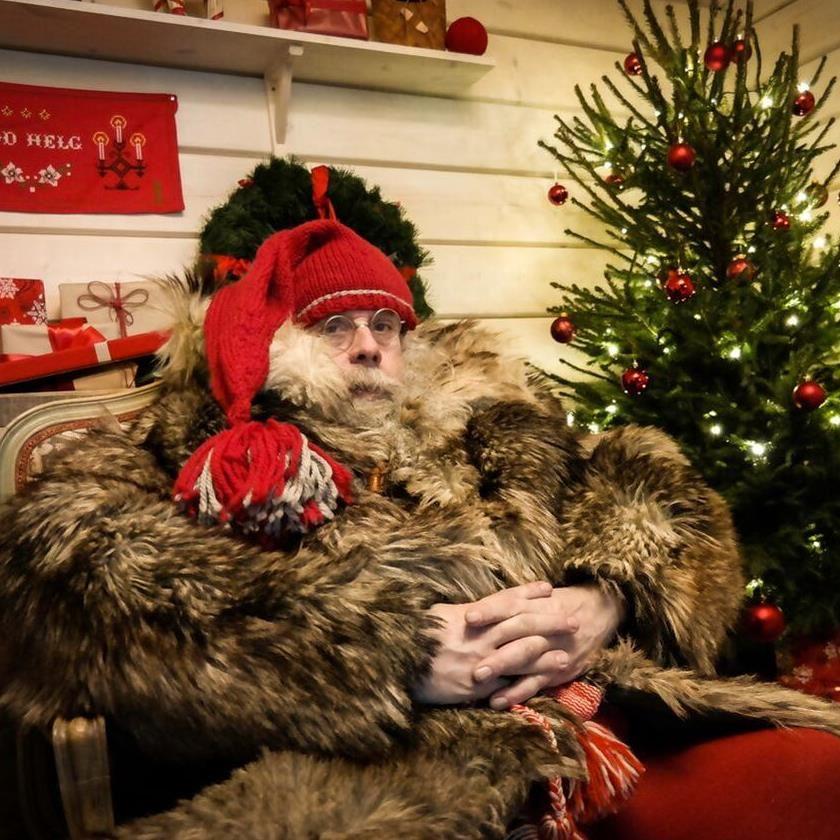 Julstämning på Åre Torg