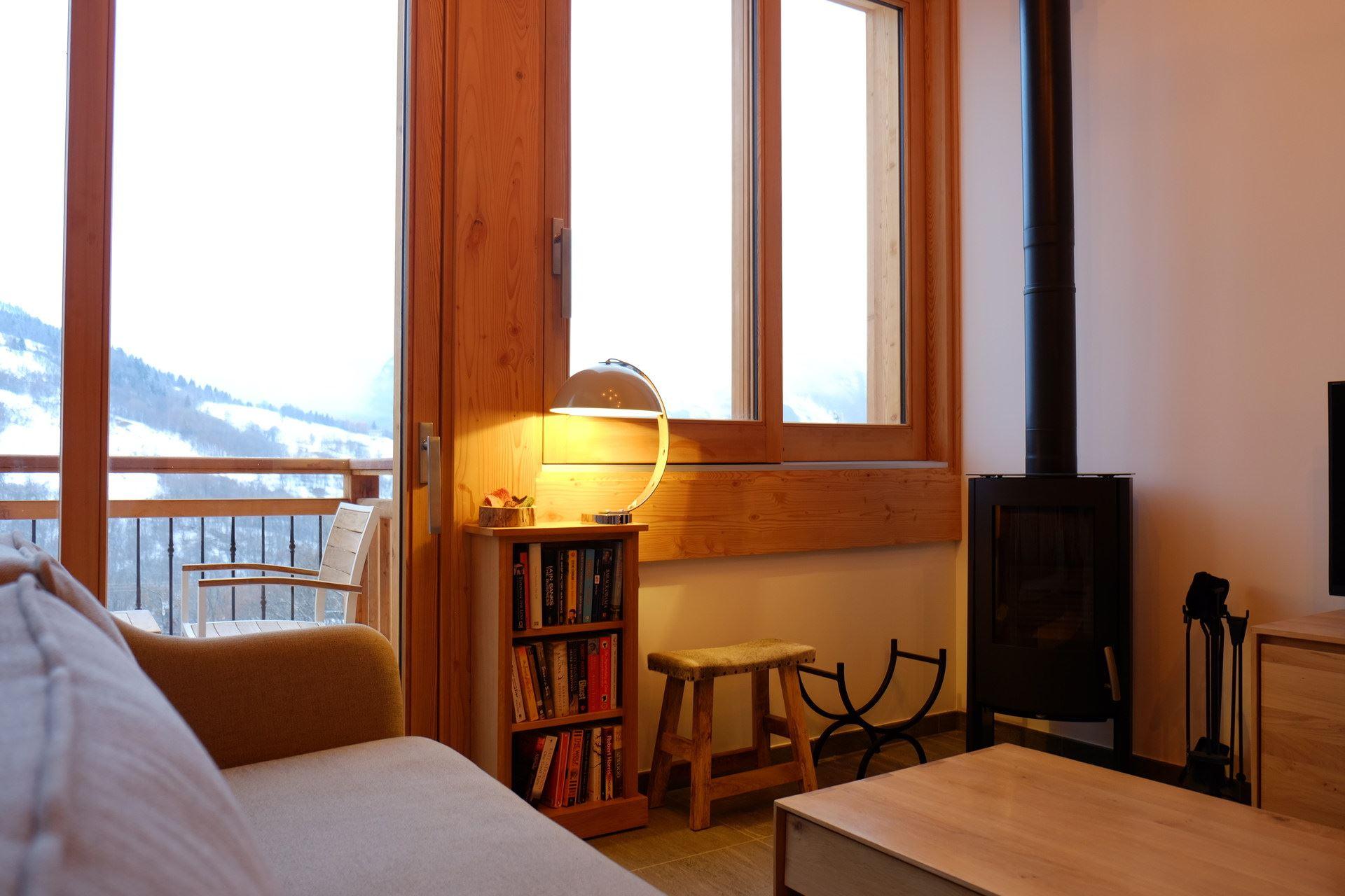 5 Room 9 Pers ski-in ski-out / CASEBLANCHE C24