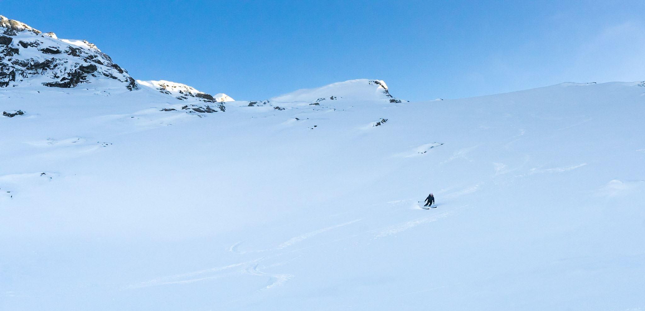 Bli klar til skisesongen - Alpin og toppturteknikk 2019