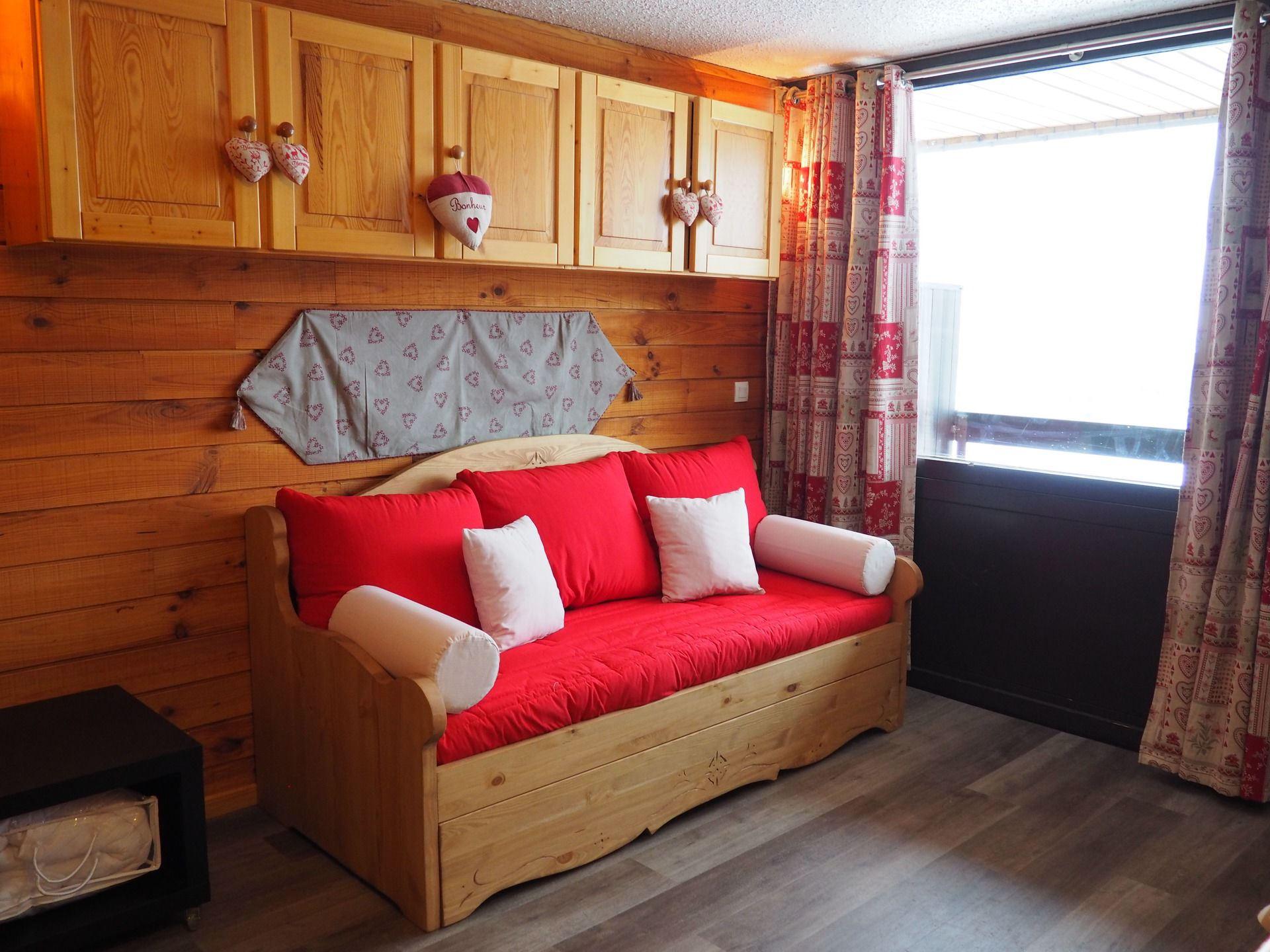 4 Pers Studio ski-in ski-out / ARAVIS 205