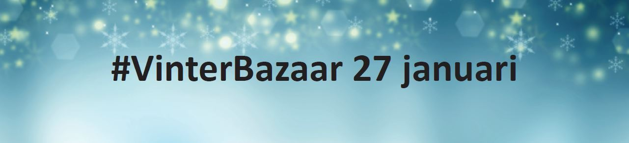 #Vinterbazaar 2019
