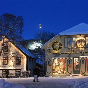 Folkefest 25 år etter OL 94 Lillehammer