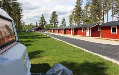Sörfjärdens Camping - stugor, campingplatser