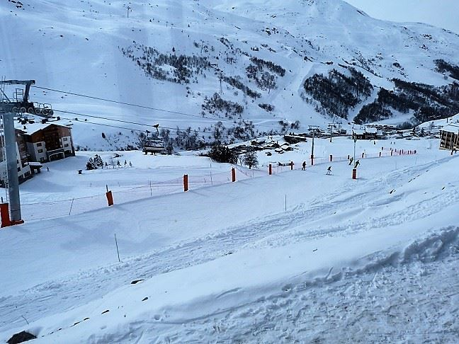 2 Rooms 4 Pers ski-in ski-out / SORBIER 201