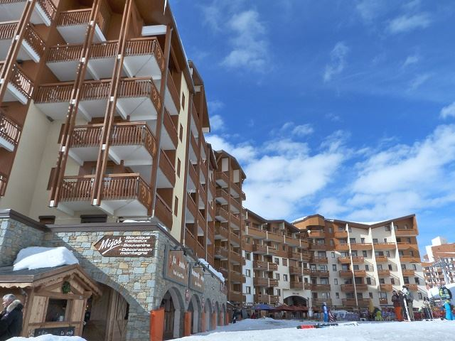 2 Rooms 4 Pers ski-in ski-out / BELLEVUE 4