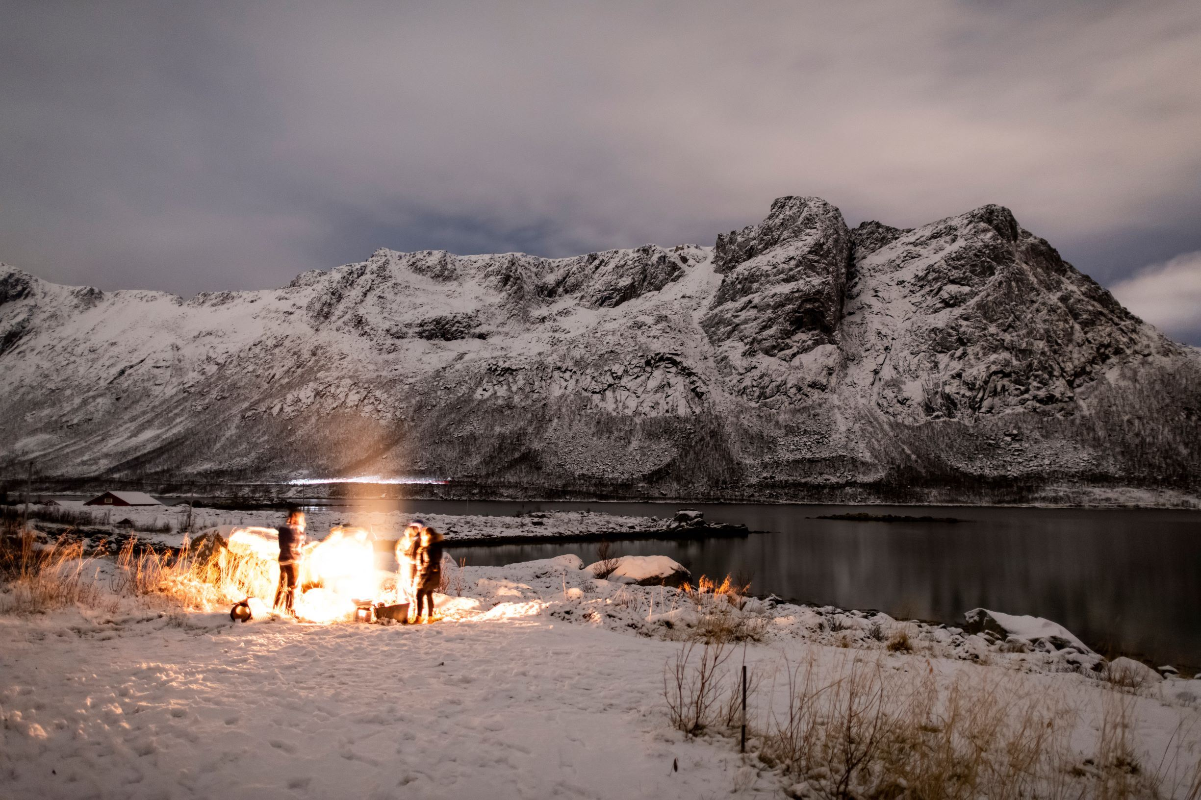 Northern Lights Chase - More than just a chase - Northern Norway Travel