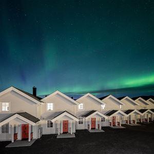 Camp Aurora - Dåfjord