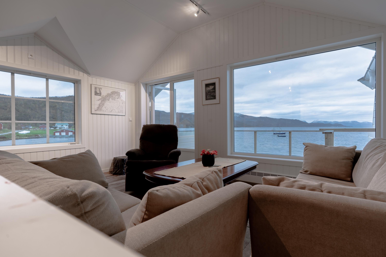 Camp Aurora - Dåfjord - Northern Norway Travel