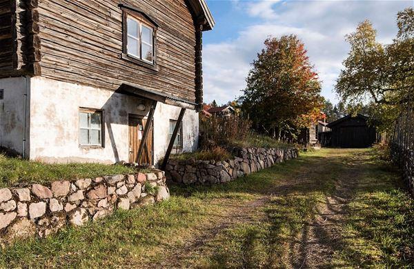 Fryksås Fäbodstugor - Finngården