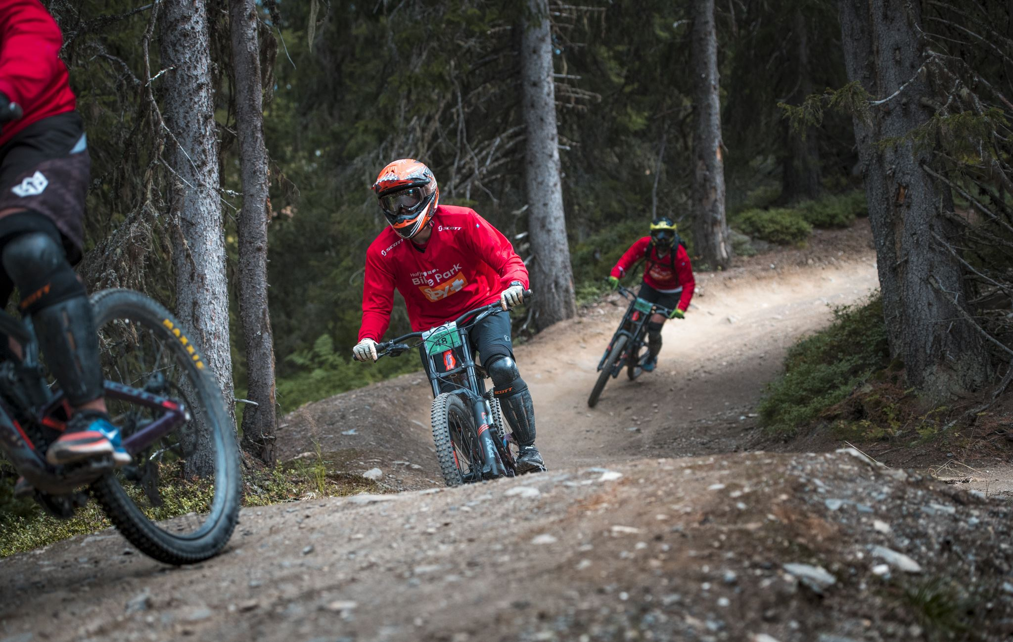Gavekort Hafjell Bike Park