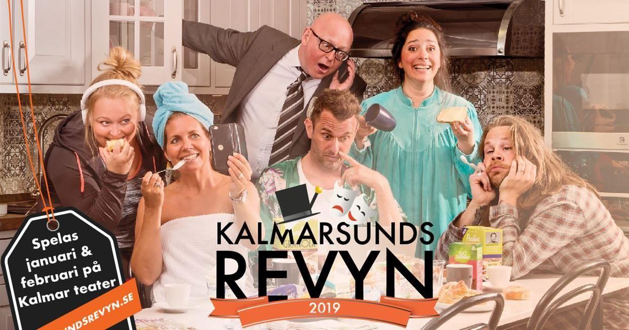 Kalmarsundsrevyn 2019