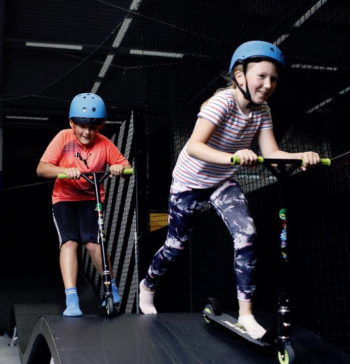 Superetu perheille | Sisäleikki- ja liikuntapuisto Actionpark Lahti