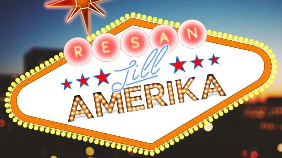 Musikal - Resan Till Amerika
