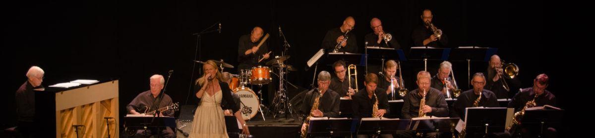 Konsert - Uppland Big Band & Frida Matsdotter