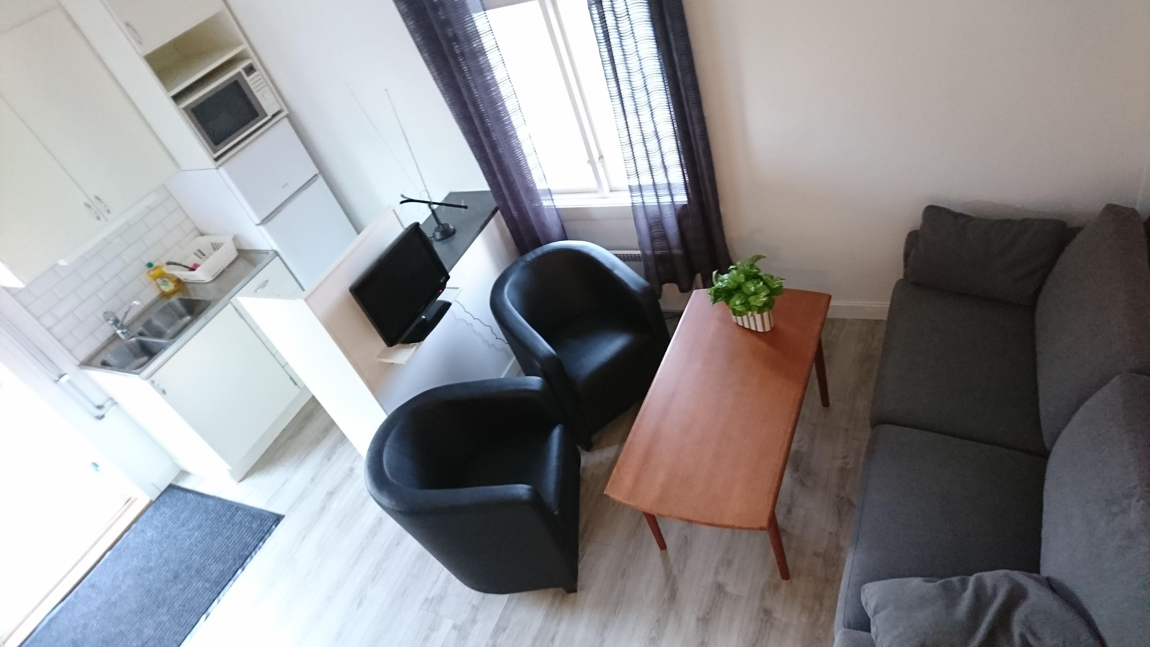 Lägenhet uthyres i centrala Kramfors