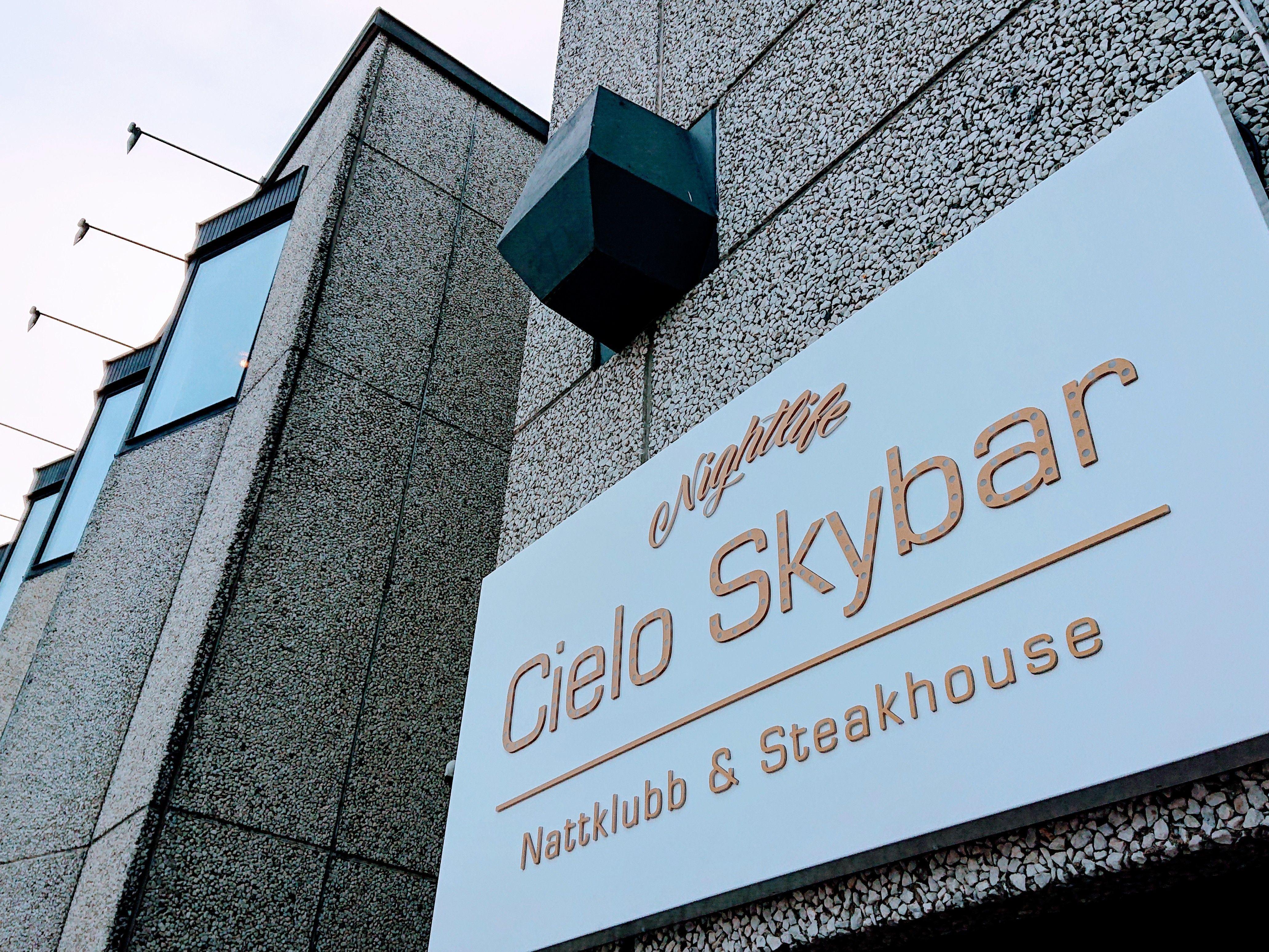 Cielo Skybar Bollnäs nattklubb nightlife