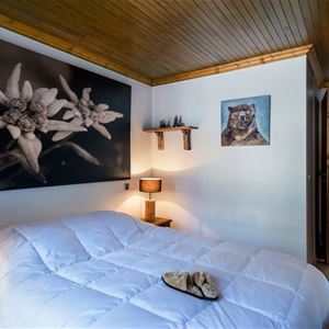 5 rooms, 10 people ski-in ski-out / Borgia 501 (Mountain of Exception) / Tranquillity Booking