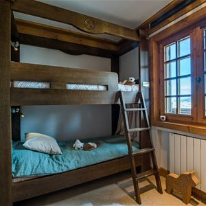 4 rooms 6 people / CLOCHER 1 (Mountain of Charm)