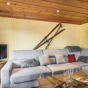 4 pièces 6 personnes skis aux pieds / MARTIN DES NEIGES (Montagne de Charme)